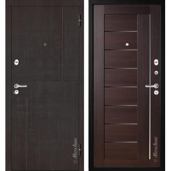 Входная дверь Металюкс Гранд М330