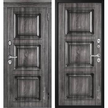Входная дверь Металюкс Статус М705/4
