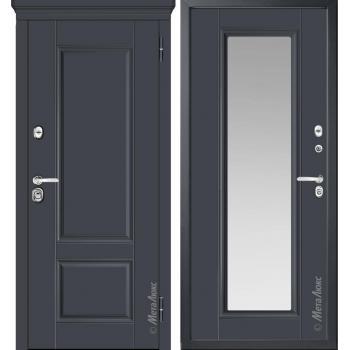 Входная дверь Металюкс Статус М730/1 Z