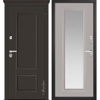 Входная дверь Металюкс Статус М730/2 Z