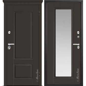 Входная дверь Металюкс Статус М730/3 Z