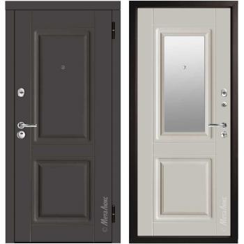 Входная дверь Металюкс Триумф М34/10 Z