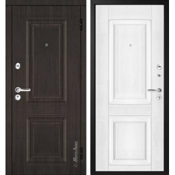 Входная дверь Металюкс Триумф М34/2