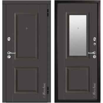 Входная дверь Металюкс Триумф М34/9 Z