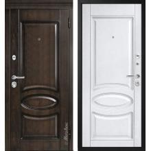 Входная дверь Металюкс Элит М71/2