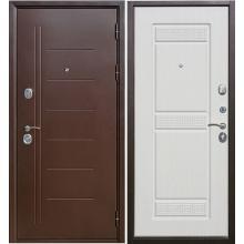 Входная дверь Гарда Троя антик