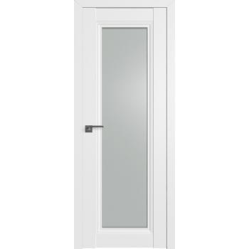 Межкомнатная дверь ProfilDoors 2.101U матовое, прозрачное