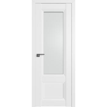 Межкомнатная дверь ProfilDoors 2.103U матовое, прозрачное