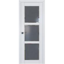 Межкомнатная дверь ProfilDoors 2.13U Square графит, графит