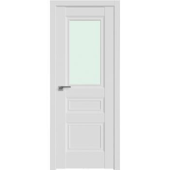 Межкомнатная дверь ProfilDoors 2.39U матовое, прозрачное