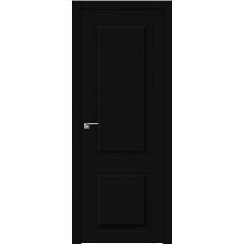 Межкомнатная дверь ProfilDoors 2.41U Черный матовый