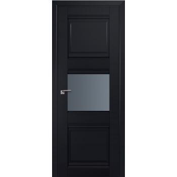 Межкомнатная дверь ProfilDoors 5U Черный матовый Графит