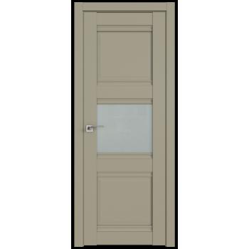 Межкомнатная дверь ProfilDoors 5U Шеллгрей Матовое