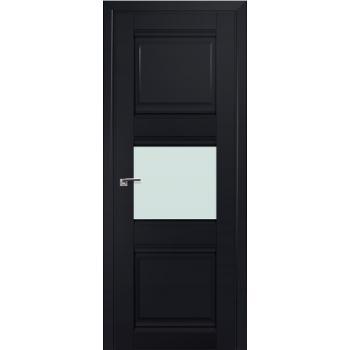 Межкомнатная дверь ProfilDoors 5U Черный матовый Матовое