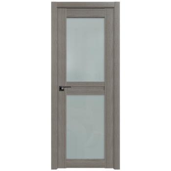 Межкомнатная дверь ProfilDoors 2.44X матовое, прозрачное
