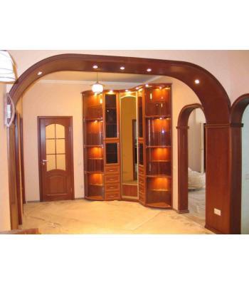 Межкомнатные арки или двери?