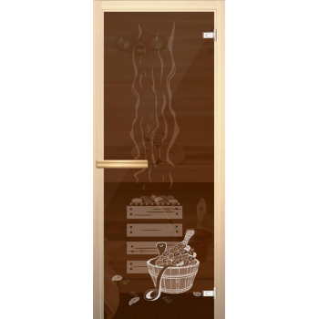 Дверь для сауны Банька