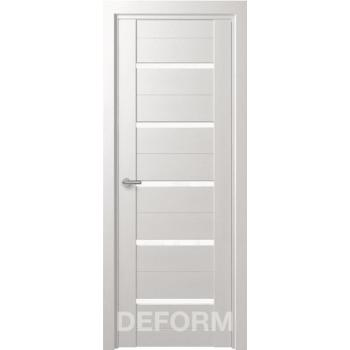 Межкомнатная дверь Deform D11