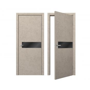 Межкомнатная дверь MDF-Techno Dominika Loft 901