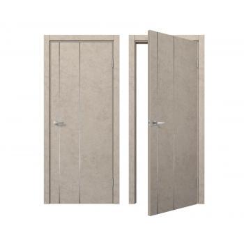 Межкомнатная дверь MDF-Techno Dominika Loft 913