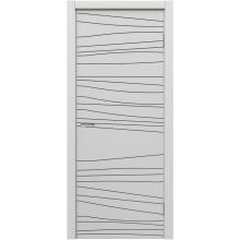 Межкомнатная дверь MDF-Techno Stefany 1025