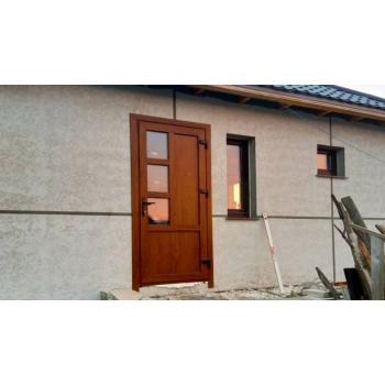 Дверь ПВХ Софьен Пример 4
