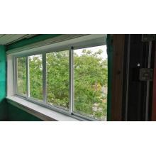 Балконная рама ПВХ Софьен Пример 3