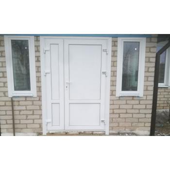 Дверь ПВХ Софьен Пример 9