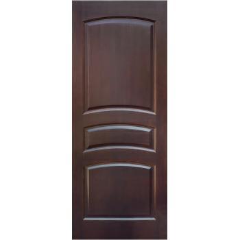 Межкомнатная дверь ПМЦ Ш16 ДГ Орех 10%, Коньяк 600х2000