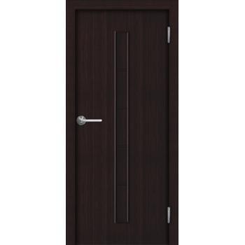 Межкомнатная дверь Unidoors Standart Г2 венге / беловежский дуб