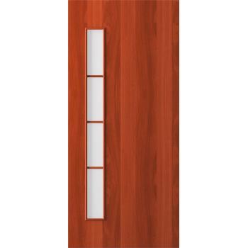 Межкомнатная дверь Unidoors Standart С11 итальянский орех / миланский орех