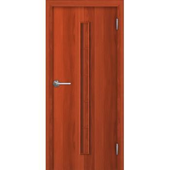 Межкомнатная дверь Unidoors Standart Г2 итальянский орех / миланский орех